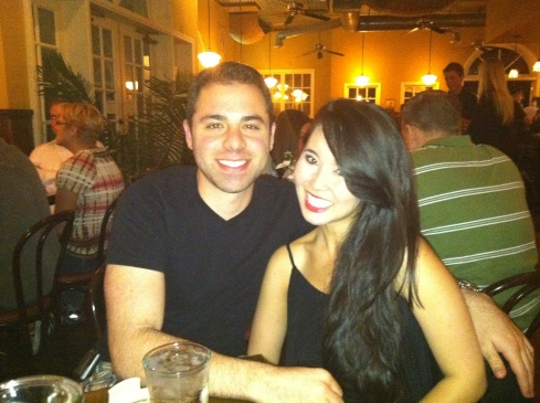Joey and Amanda.