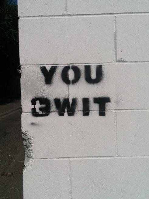 LA street art.