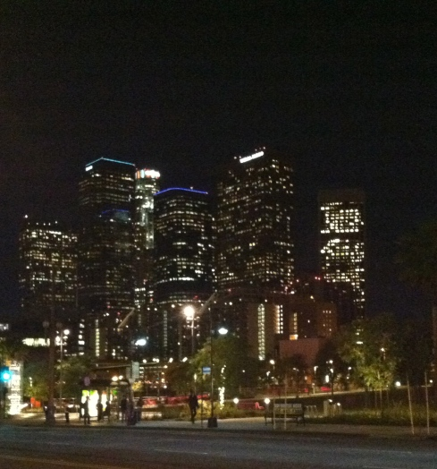 how pretty is DTLA?