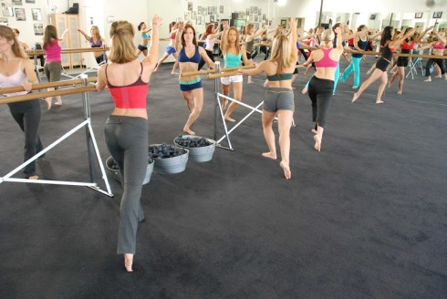 Cardio Barre Beverly Hills