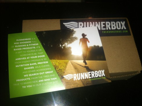 my first runnerbox.