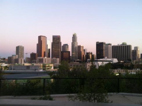 new fav LA spot. (on my run)