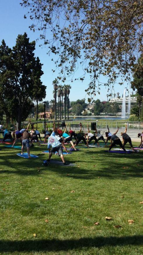 source: Facebook Yoga Echo Park -- YEP