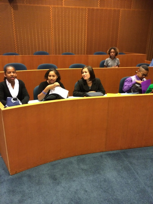 our key witnesses as well as the attorneys who conducted the direct examinations get ready for trial.