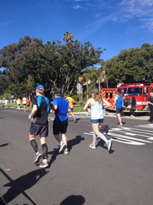photo from Franny at mile 22