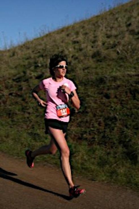 image: Hungry Runner Girl website
